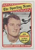 The Sporting News All Star Selection - Ken Harrelson