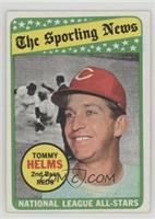 The Sporting News All Star Selection - Tommy Helms