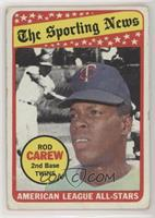 The Sporting News All Star Selection - Rod Carew [Poor to Fair]
