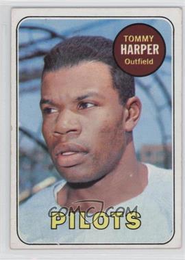 1969 Topps - [Base] #42 - Tommy Harper