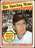 The Sporting News All Star Selection - Brooks Robinson [POOR]