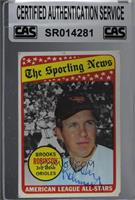 The Sporting News All Star Selection - Brooks Robinson [CAS Certified …