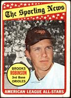 The Sporting News All Star Selection - Brooks Robinson [GOOD]