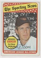 The Sporting News All Star Selection - Brooks Robinson