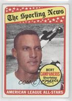 The Sporting News All Star Selection - Bert Campaneris
