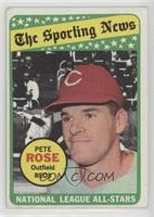 The Sporting News All Star Selection - Pete Rose [GoodtoVG‑EX]