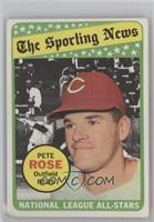 The Sporting News All Star Selection - Pete Rose [Good to VG‑EX]