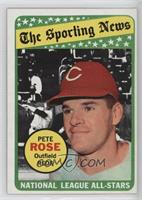 The Sporting News All Star Selection - Pete Rose