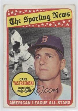1969 Topps - [Base] #425 - Carl Yastrzemski