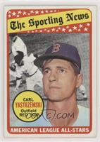 The Sporting News All Star Selection - Carl Yastrzemski