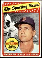 The Sporting News All Star Selection - Carl Yastrzemski [NM]