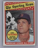The Sporting News All Star Selection - Carl Yastrzemski [Excellent]