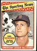 The Sporting News All Star Selection - Carl Yastrzemski [VGEX]
