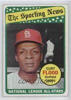 The Sporting News All Star Selection - Curt Flood [Good to VG‑E…