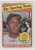 The Sporting News All Star Selection - Tony Oliva [Good to VG‑E…