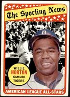 The Sporting News All Star Selection - Willie Horton [VG]