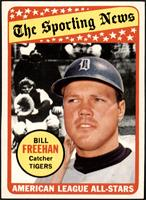 The Sporting News All Star Selection - Bill Freehan [EX+]