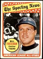 The Sporting News All Star Selection - Bill Freehan [VG+]