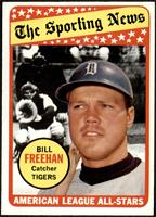 The Sporting News All Star Selection - Bill Freehan [EX MT]
