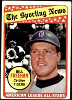 The Sporting News All Star Selection - Bill Freehan [GOOD]