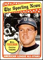 The Sporting News All Star Selection - Bill Freehan [VG]