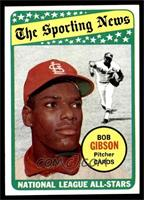 The Sporting News All Star Selection - Bob Gibson [NM]