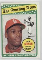 The Sporting News All Star Selection - Bob Gibson