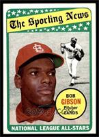 The Sporting News All Star Selection - Bob Gibson [EXMT]