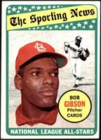 The Sporting News All Star Selection - Bob Gibson [VGEX]