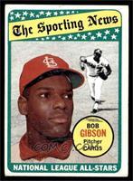 The Sporting News All Star Selection - Bob Gibson [VG]