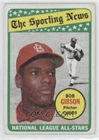 The Sporting News All Star Selection - Bob Gibson [Good to VG‑E…