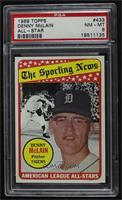 The Sporting News All Star Selection - Denny McLain [PSA8NM‑M…