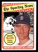 The Sporting News All Star Selection - Denny McLain [EX]