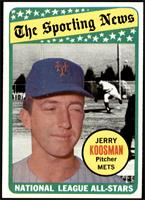 The Sporting News All Star Selection - Jerry Koosman [EXMT]