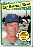 The Sporting News All Star Selection - Jerry Koosman [NM]