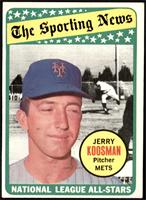 The Sporting News All Star Selection - Jerry Koosman [VGEX]