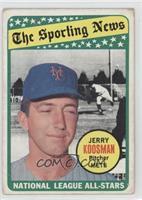The Sporting News All Star Selection - Jerry Koosman [GoodtoVG̴…