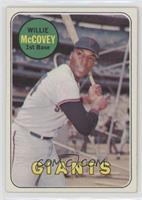 Willie McCovey (Yellow Last Name) [Excellent]