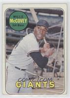 Willie McCovey (Yellow Last Name) [GoodtoVG‑EX]
