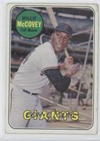 Willie McCovey (Yellow Last Name) [Good to VG‑EX]
