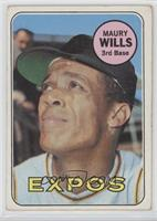 Maury Wills [Poor to Fair]