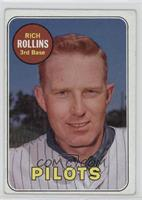 Rich Rollins (Yellow First Name and Position) [GoodtoVG‑EX]