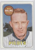 Rich Rollins (Yellow First Name and Position)