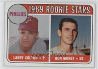 Larry Colton, Don Money (Names in White) [Good to VG‑EX]