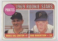 Bruce Dal Canton, Bob Robertson (Yellow Letter) [GoodtoVG‑EX]