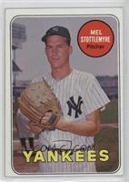 Mel Stottlemyre (Last Name in White) [Good to VG‑EX]