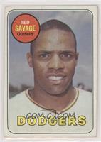 Ted Savage (Last Name Yellow) [PoortoFair]