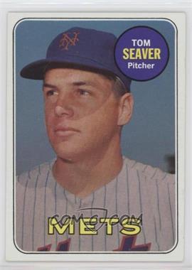 1969 Topps - [Base] #480 - Tom Seaver