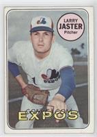Larry Jaster [GoodtoVG‑EX]