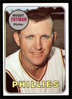 Woody Fryman [EX]